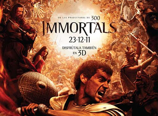 Immortals peliculas 21